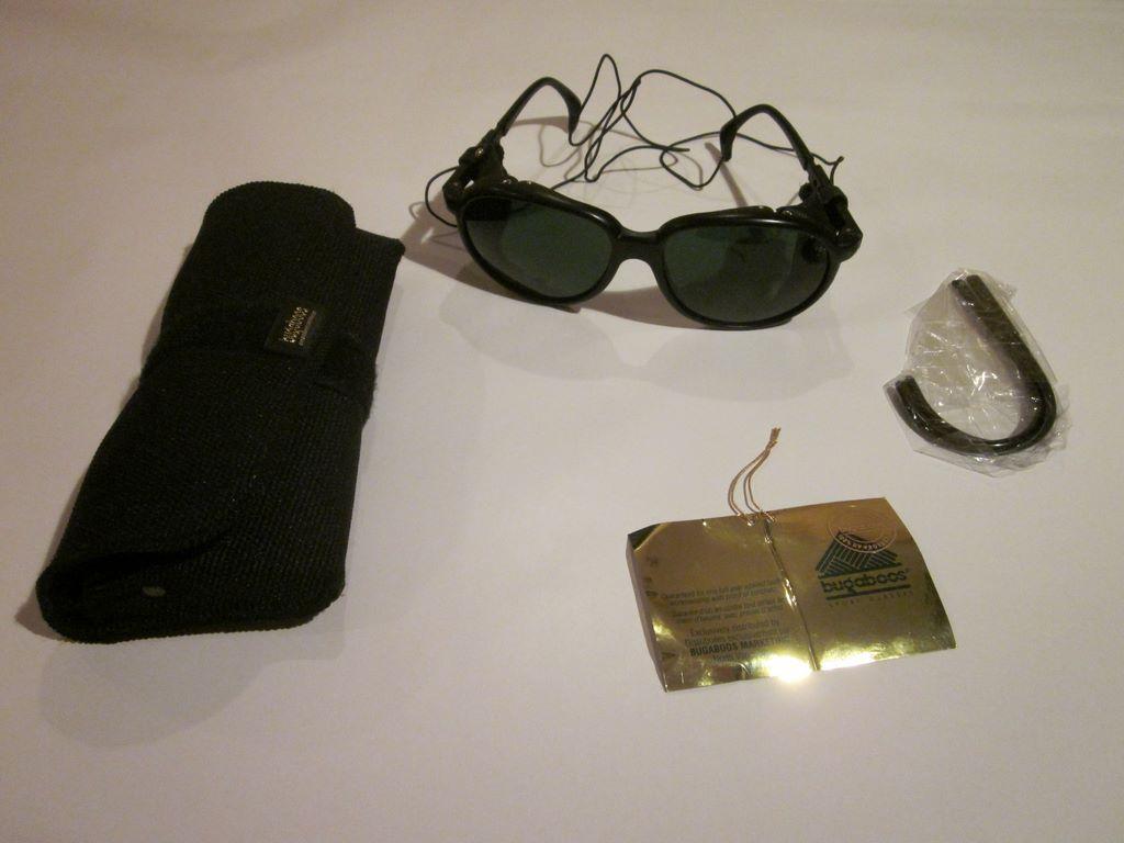bugaboo glacier glasses
